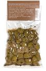 Oliwki z czosnkiem i bazylią 250g (2)