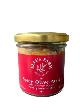 Tapenada z oliwek z dodatkiem chilli 135g (1)