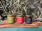 Tapenada z oliwek z dodatkiem chilli 135g (5)