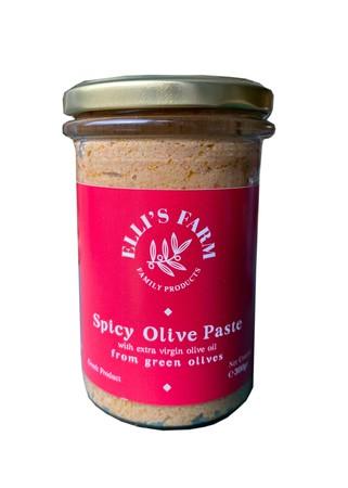 Tapenada z oliwek z dodatkiem chilli 300g (1)